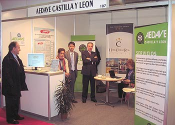 Pipeline software ferias intur 2008 for Hotusa oficinas centrales