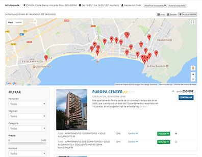 Orbis Booking - Hoteles
